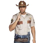 3D Shirt Sheriff