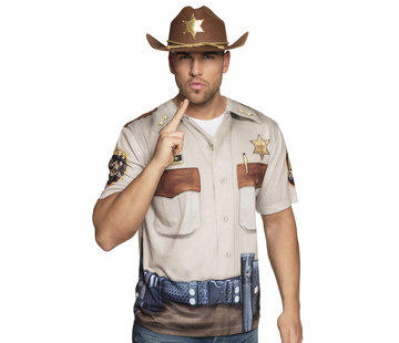 3D Shirt Sheriff
