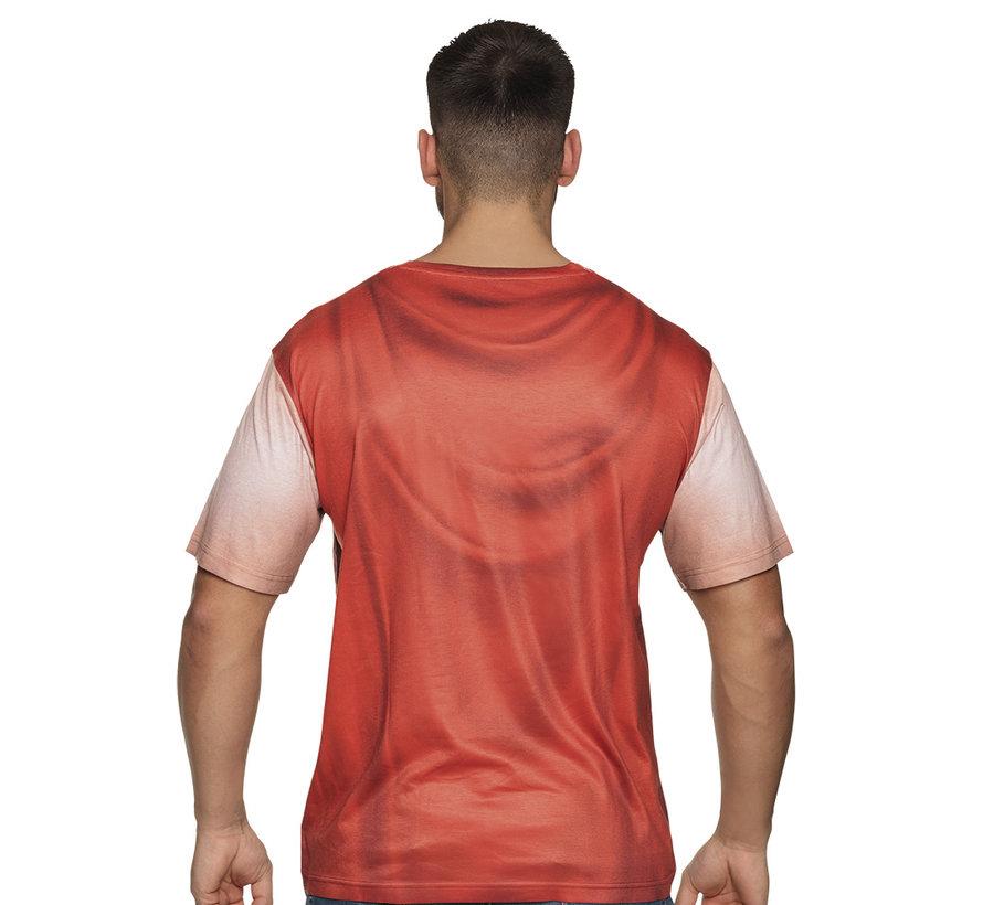 3D Shirt Spartaan kopen