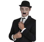 Goedkope nep snor Charlie Chaplin