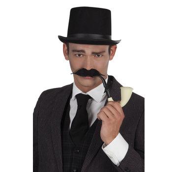 Goedkope detective nep snor