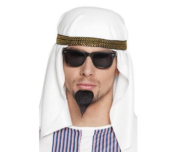 Sheikh baard zonder snor