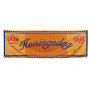 Grote Koningsdag banner kopen