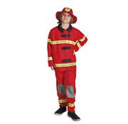 Kinder brandweer pak