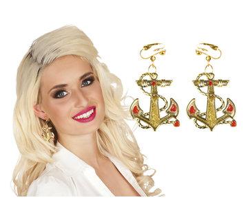 Oorbellen Marine