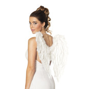 Engelenvleugels wit 50 x 50