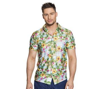 Hawaii shirt bloemen