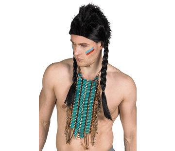 Indianen borstplaat
