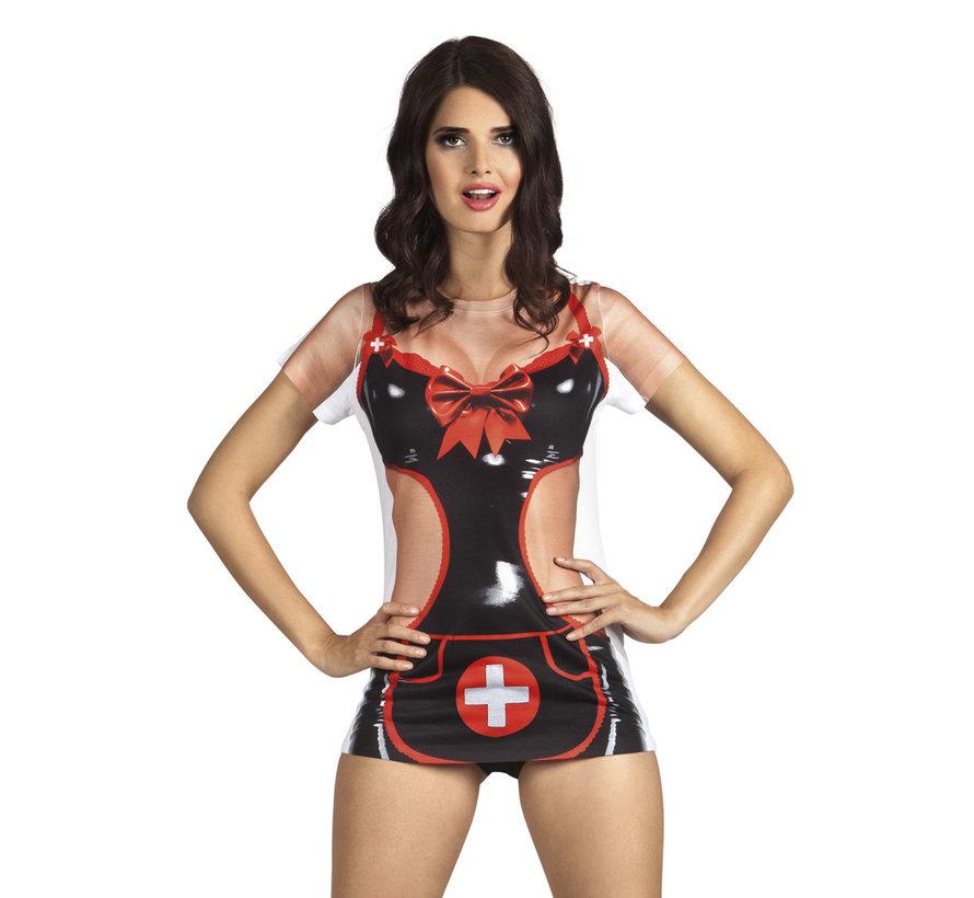 Fotorealistisch Verpleegster jurkje