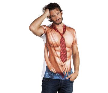 Fotorealistisch T-shirt 6 pack