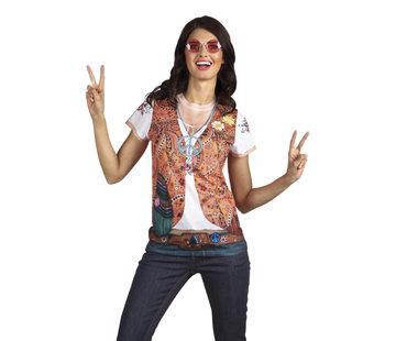 Fotorealistisch Hippie shirt