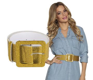 Gouden riem
