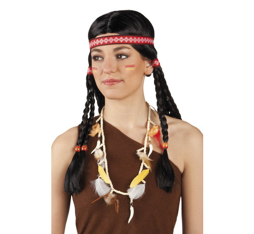 Squaw Indiaanse ketting