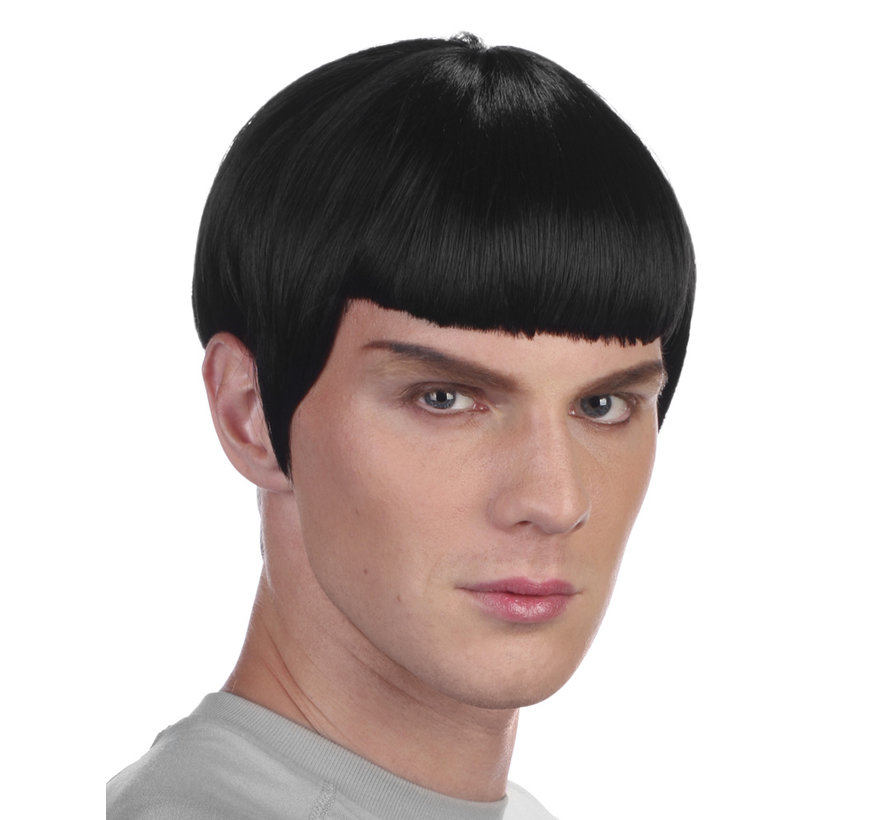 Pruik Star Trek