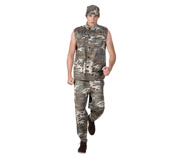Camouflage legerkleding