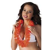 Hawaii krans oranje