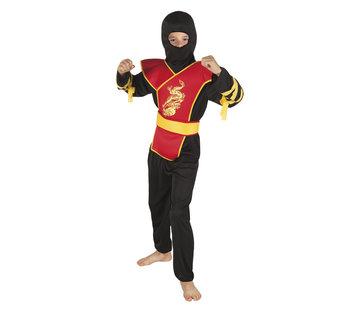 Kinderkostuum Ninja master