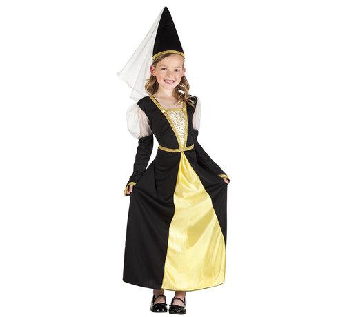 Jonkvrouw jurk meisjes