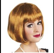 Bobline Pruik Honing Blond