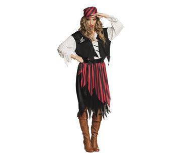 Piratenkleren dames