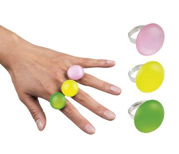 Gekleurde Party ring
