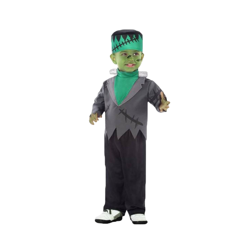 Baby Frankenstein kostuum
