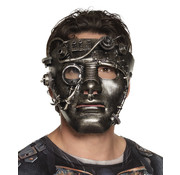 Robot Steampunk masker