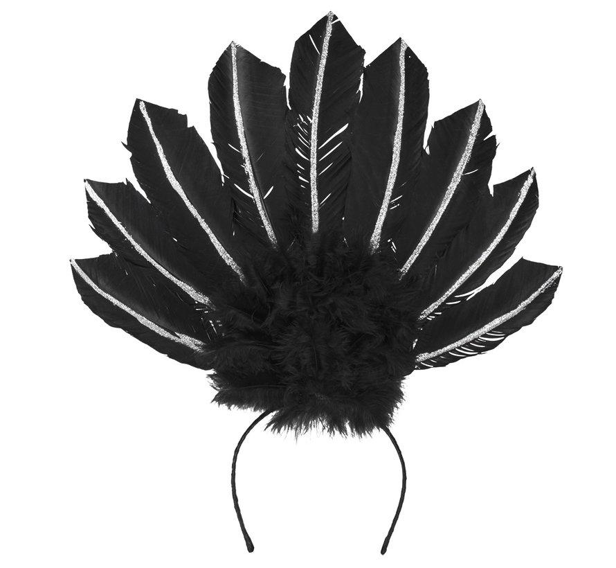 Verentooi zwart voor dames
