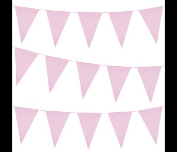Grote Vlaggenlijn roze