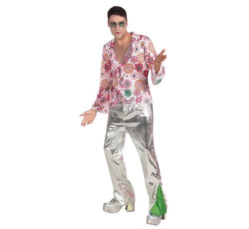 Heren disco kleding jaren 70