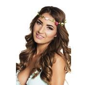 Bloemen haar ketting hawaii