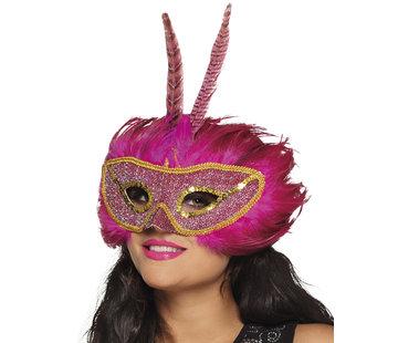 Masker pink