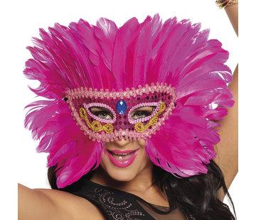 Pink masker