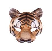 Realistische tijger masker