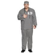Gevangenis kostuum