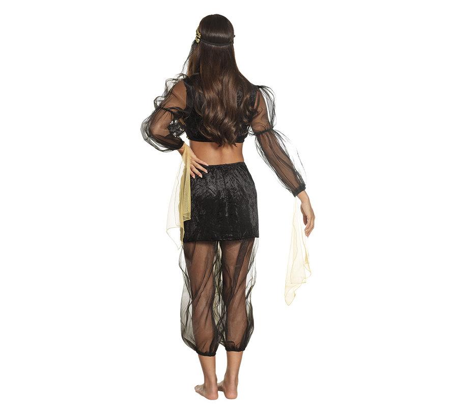 Harem Kostuum zwart