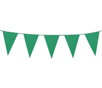 Vlaggenlijn groen 46x30 cm