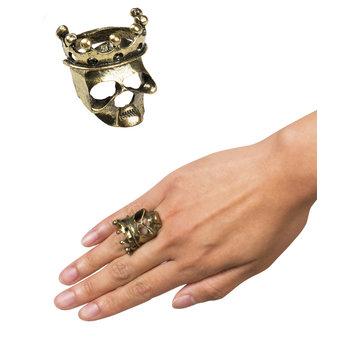 Doodskop ring