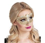 Goedkoop Venetiaans masker goud