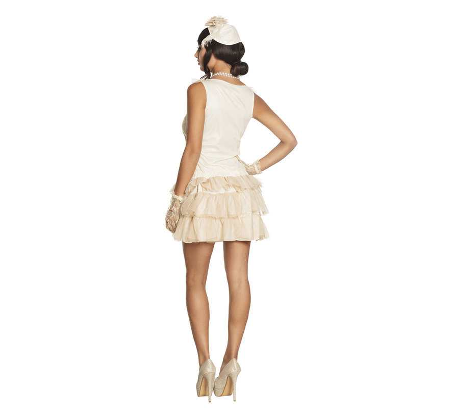 Charleston jurk Lynn