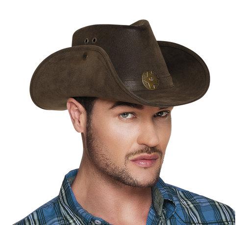 Cowboyhoed Nevada Luxe lederlook