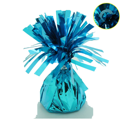 Ballon gewichtje Turquoise kopen