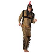 Indianen kostuum Seattle