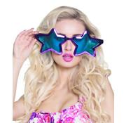Mega zonnebril ster
