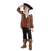 Kostuum piraat Pedro