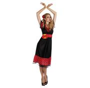 Flamenco jurk Cristina Hoyos