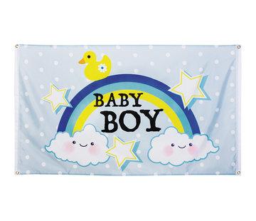 Geboortevlag jongen