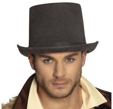 Steampunk  hoed heren