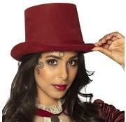 Victoriaanse dames hoed