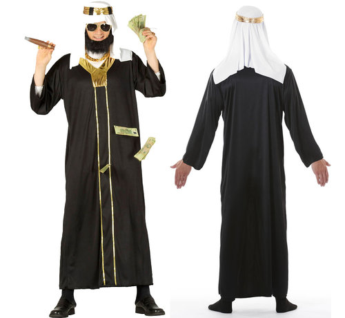 Arabische Kleding man